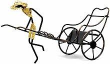 WHSS Weinregal Geschenk Kreatives Rickshaw