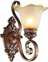 WHY Vintage Wandlampe Wandleuchte Mit Satiniertem