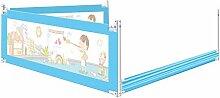WHYDIANPU Vertikale Anhebung Kinderbett Zaun ▏