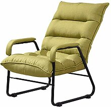 WiaLx Lazy Sofa Lounge Chair Klappbarer Klappstuhl