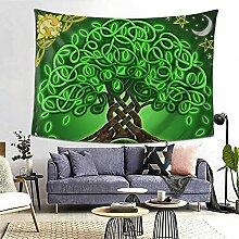 Wicca Indien grüner Baum des Lebens Keltischer