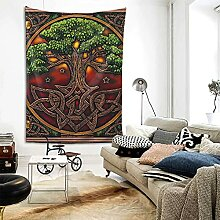 Wicca Tree Life Yule Magic Pagan Wicca Yggdrasil