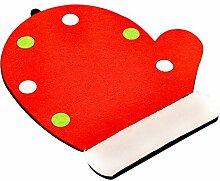 Wicemoon Place Mat Cartoon Weihnachten Handschuh