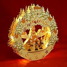 Wichtelstube-Kollektion 521231 Weihnachten LED