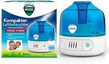 WICK Luftbefeuchter WUL505, 0,5 l Wassertank,