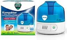 WICK Mini Kompakt Ultraschall Luftbefeuchter 1 St