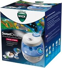 WICK SweetDreams 2in1 Ultraschall Luftbefeuchter 1