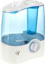 Wick W-5200S-E4 Ultraschall-Luftbefeuchter für Räume bis ca. 50 m²