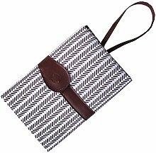 Wickelunterlage Wickelunterlage mit Taschen für