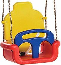 WICKEY Babyschaukel 3 in 1 Kleinkindschaukel