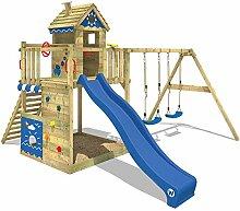 WICKEY Spielhaus auf Stelzen Smart Lodge 150