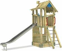 Wickey - Spielturm GIANT Treehouse - Premium