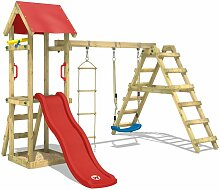 WICKEY Spielturm Klettergerüst TinyLoft mit