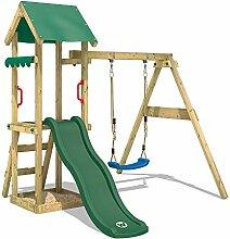 WICKEY Spielturm Klettergerüst TinyWave mit