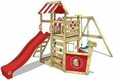 WICKEY Spielturm SeaFlyer Spielgerät Garten