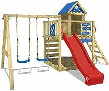 WICKEY Spielturm Smart Cave - Klettergerüst mit