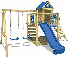 WICKEY Spielturm Smart Cave Kletterturm Spielhaus