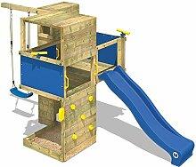 WICKEY Spielturm Smart Cube Kletterturm in