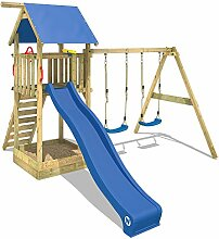 WICKEY Spielturm Smart Empire Kletterturm Garten