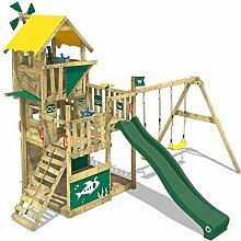 WICKEY Spielturm Smart Flight Baumhaus Kletterturm
