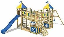 WICKEY Spielturm Smart King Spielplatz Holz