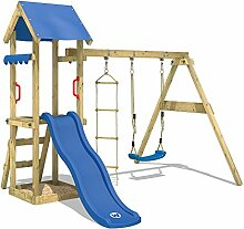 WICKEY Spielturm TinyCabin Kletterturm Spielplatz