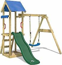 WICKEY Spielturm TinyWave Kletterturm Spielhaus