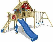 WICKEY Stelzenhaus Smart Bay Spielhaus Spielturm