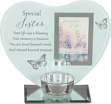 Widdle Gifts Ltd Glas-Bilderrahmen für