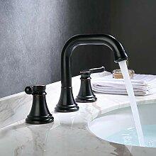 Widepread Badezimmer-Waschbecken-Wasserhahn,
