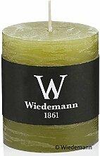 Wiedemann 8 Kerzen Marble Rustic 80/78mm (Grün