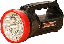 Wiederaufladbare super helle LED-Scheinwerfer