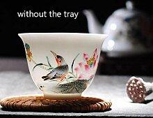 Wiederverwendbar 60Cc Porzellan Teetasse