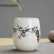 Wiederverwendbar Keramik Teetasse Porzellan