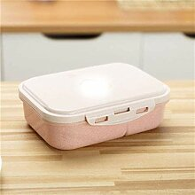 Wiederverwendbare Leak Proof Lunch Box, Mikrowelle
