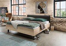 WIEMANN Bett Brüssel 180x200 cm beige