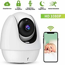 WiFi IP Kamera 1080P HD Home Indoor