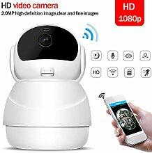 WiFi Kamera 1080P Babyphone IP Kamera Full HD