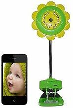 Wifi Kamera, Sonnenblumen Babyphone, Mobiltelefon