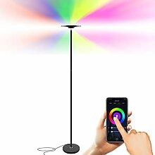 WiFi Smart LED RGB Stehleuchten,Smart Farbwechsel