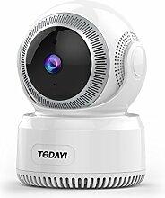 WiFi WLAN Kamera 1080P HD Nanny Kamera Babyphone