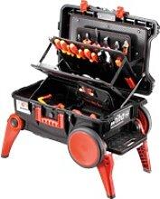 WIHA 44128 - Werkzeugsatz, Werkzeugkoffer, XXL III