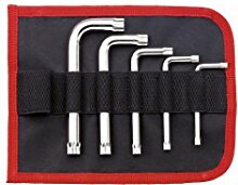 Wiha Stiftschlüssel 355 Tasche 5-teilig, 37217