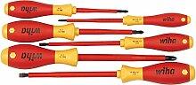 Wiha Werkzeuge 817-32092 6Pc Elektriker isolierte