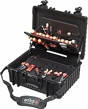 Wiha Werkzeugkoffer gefüllt (40523), 80 tlg.,