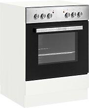 wiho Küchen Herdumbauschrank Flexi2