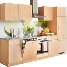 wiho Küchen Küchenzeile Kiel, mit E-Geräten,