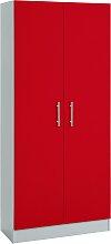 wiho Küchen Mehrzweckschrank Kiel, Typ 3 80 x 180