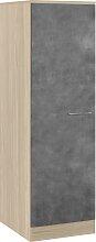 wiho Küchen Seitenschrank Zell B/H/T: 50 cm x 165