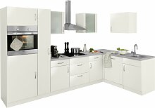 wiho Küchen Winkelküche Brüssel, mit